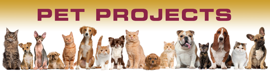 Pet Projects Header